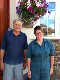 Michael and Annie Pedrick