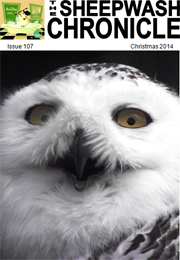 Christmas issue, December 2014