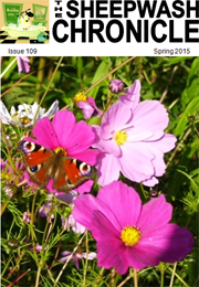 Spring issue, April 2015