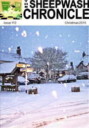 Christmas issue, December 2015